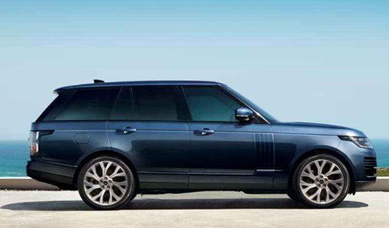 Range Rover получил две спецверсии