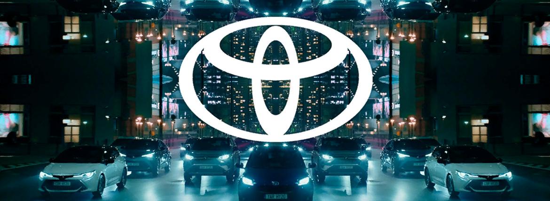 Новый лого Toyota