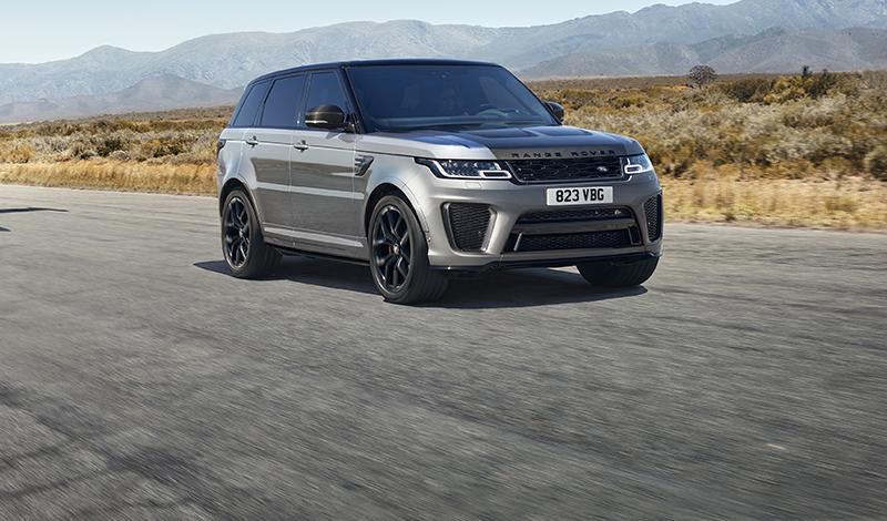 Range Rover Sport получил обновления и спецверсии