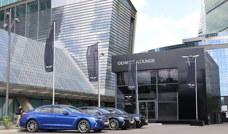 Genesis G70 теперь по подписке