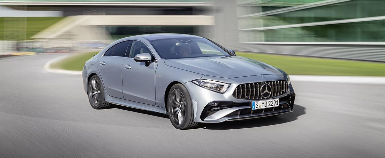Рестайлинг Mercedes-AMG CLS 2021