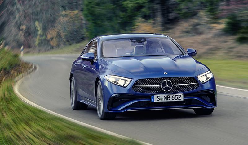 Обновленный Mercedes CLS 2021 представлен официально