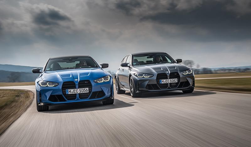 Цена на новый BMW M3 и BMW M4 Coupe 2020