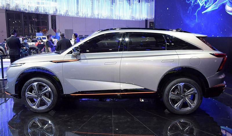 Автосалон в Шанхае 2021: новинки от Haval