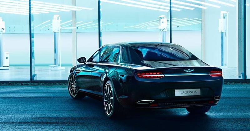 Aston Martin готов предложить особым клиентам один автомобиль Lagonda Taraf Final Edition