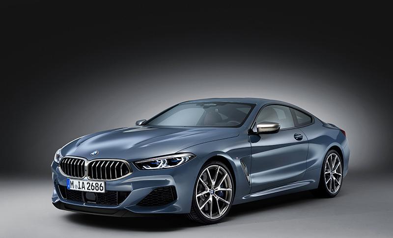 Представлен новый BMW 8 серии Coupe