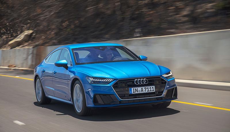 Стала известна цена на Audi A7 Sportback 2018 года