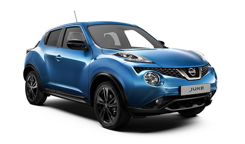 В продажу поступил обновленный Nissan Juke