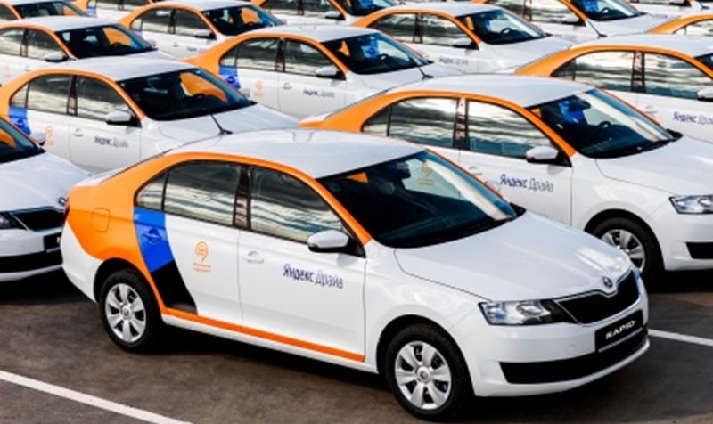 ŠKODA AUTO Россия стала партнером оператора каршеринга Яндекс.Драйв