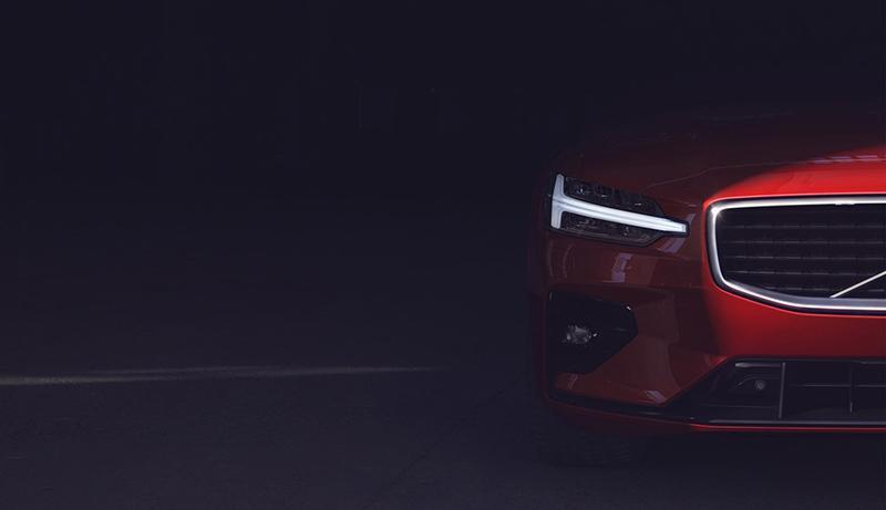 Представлен новый спортивный седан Volvo S60 2018