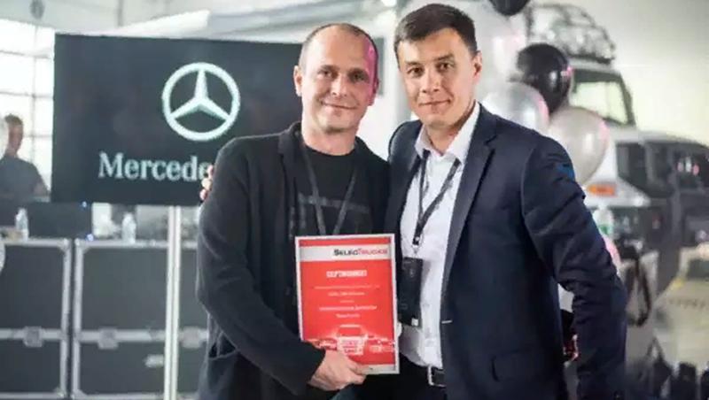 Mercedes-Benz:Mercedes-Benz открыл новый дилерский центр в Хабаровске