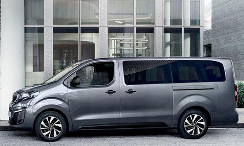 Peugeot:Группа PSA запускает производство Peugeot Traveller Business VIP на заводе «ПСМА Рус» в Калуге