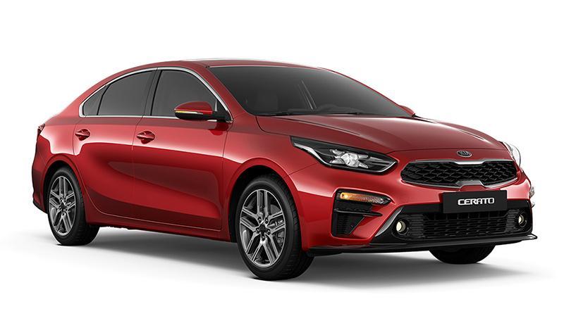 В России скоро стартуют продажи нового поколения Cerato