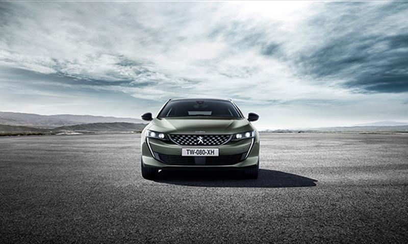 Peugeot:PEUGEOT представляет новую модель в кузове универсал - 508 SW