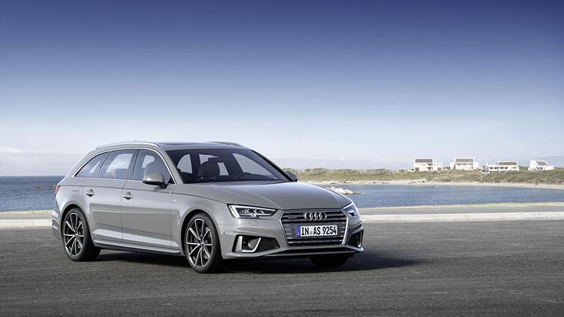 Audi A4 и Audi A4 Avant 2019 модельного года стали еще привлекательнее