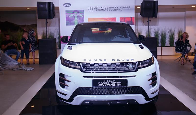 Jaguar Land Rover обновил дилерский центр РОЛЬФ Ясенево