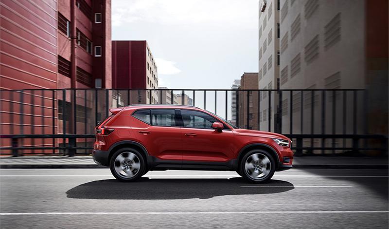 Volvo:На 20 000 рублей подорожают ХС40 с двигателями D3 и D4