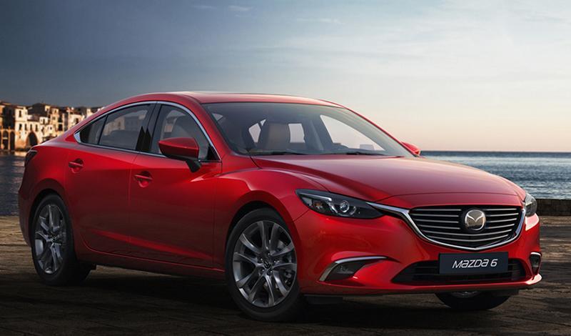 Мазда отзывает CX-5 и Mazda 6