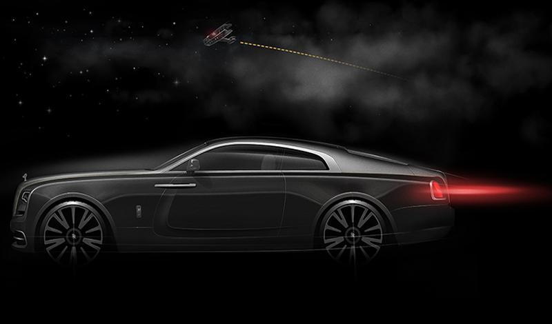 Rolls-Royce:Rolls-Royce представил 50 уникальных автомобилей «Wraith Eagle VIII Collection»