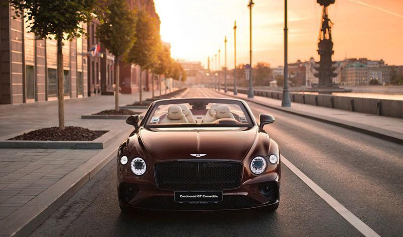 Стартовали продажи нового Continental GT Convertible