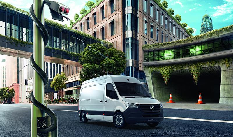 Mercedes-Benz представил Vito Life и Sprinter Limited Edition