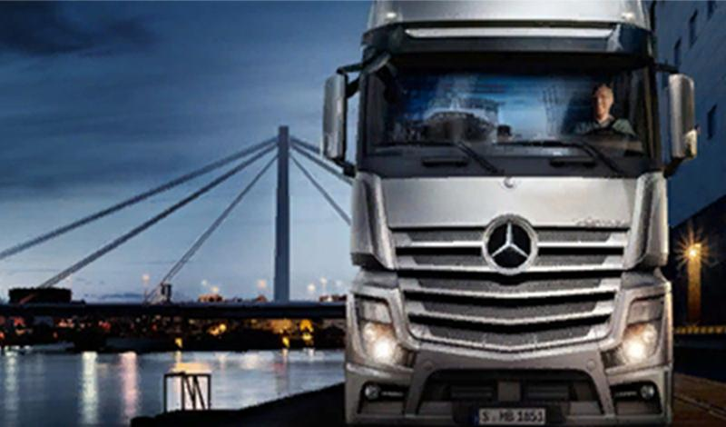 Грузовики Mercedes-Benz в лизинг на специальных условиях – минимальный аванс 10% и специальным страховым тарифом КАСКО от 1,85% со сроком договора лизинга от 12 до 48 месяцев