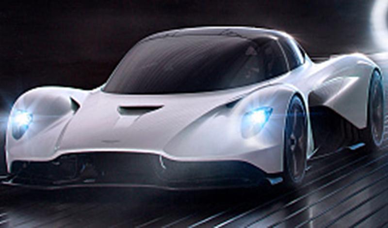 Первый гибридный Aston Martin получит имя VALHALLA
