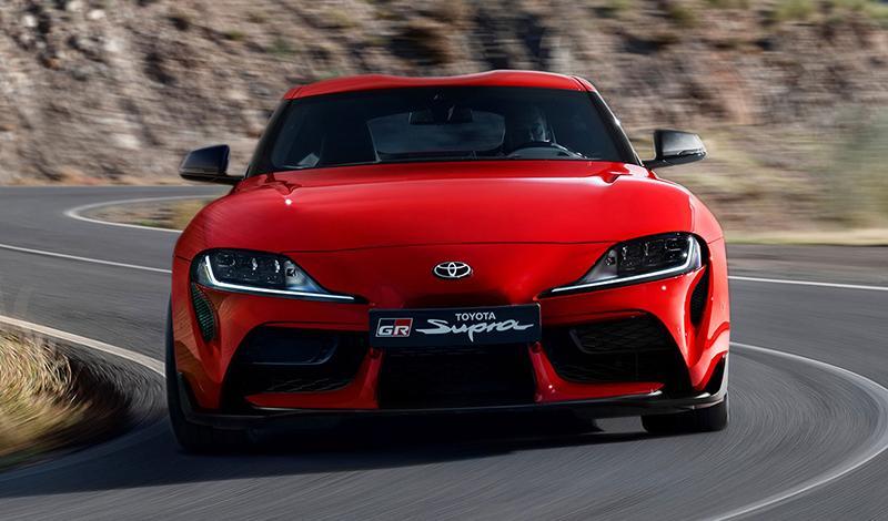 От 5 534 000 рублей за Toyota Supra. Всего 22 автомобиля на Россию в 2019 году! Торопитесь!