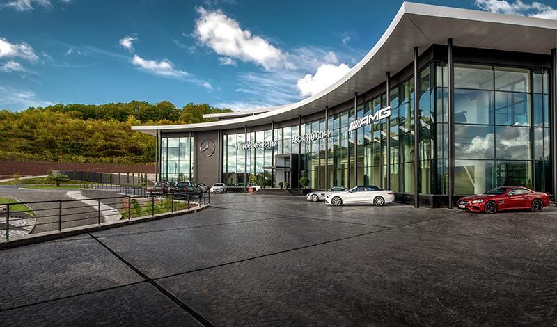 Mercedes-Benz:Мерседес открыл новый дилерский центр «АБС-АВТО СОЧИ»