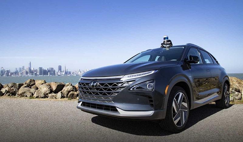 Hyundai Motor Company инвестирует в компанию Aurora