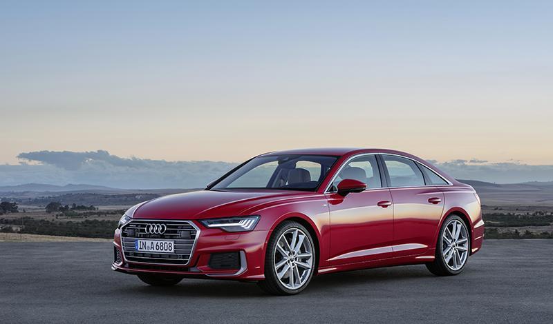 Audi принимает заказы на A6 45 TFSI 245лс quattro. Цены от 3 305 000 рублей