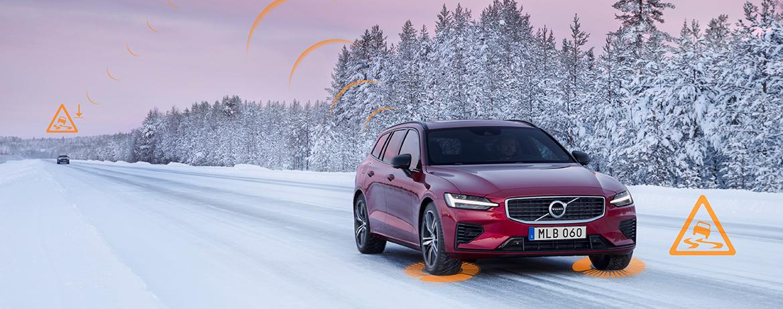 Volvo присоединился к пилотному проекту по обмену данными о безопасности дорожного движения