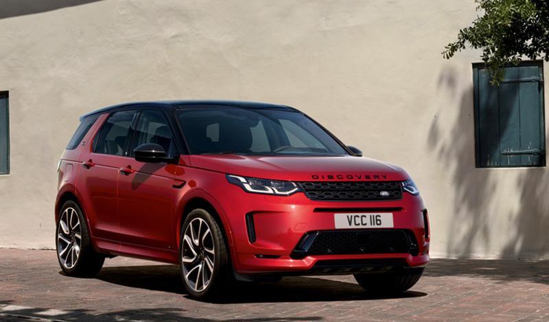 Jaguar Land Rover начал прием заказов на рестайлинговый Land Rover Discovery Sport. Стартовая стоимость от 2 930 000 рублей