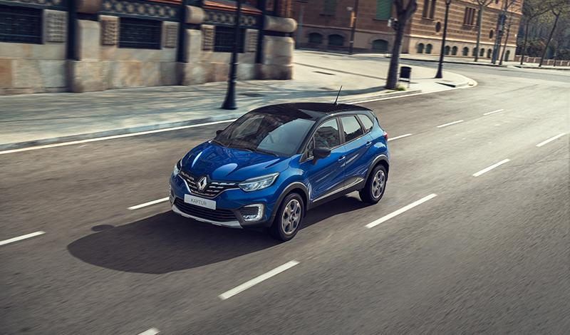 Стартовали продажи обновленного Renault Kaptur 2020