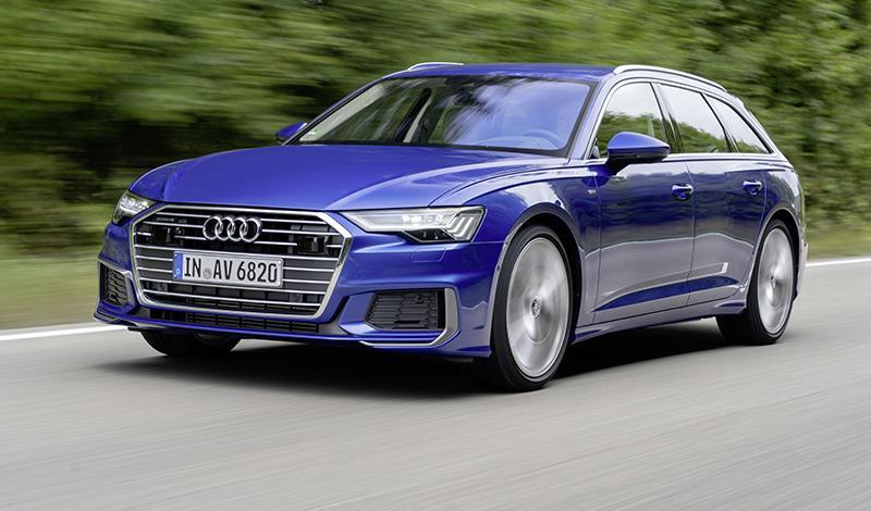 Спустя два года после презентации стартовали продажи Audi A6 Avant 2018