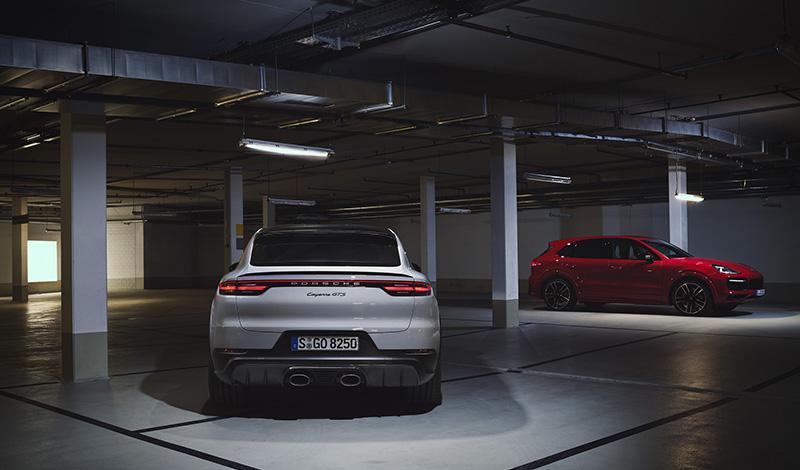 Cayenne GTS 2020 и Cayenne GTS Coupé 2020