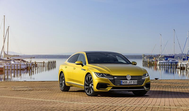 Стартовали продажи дореформенного VW Arteon