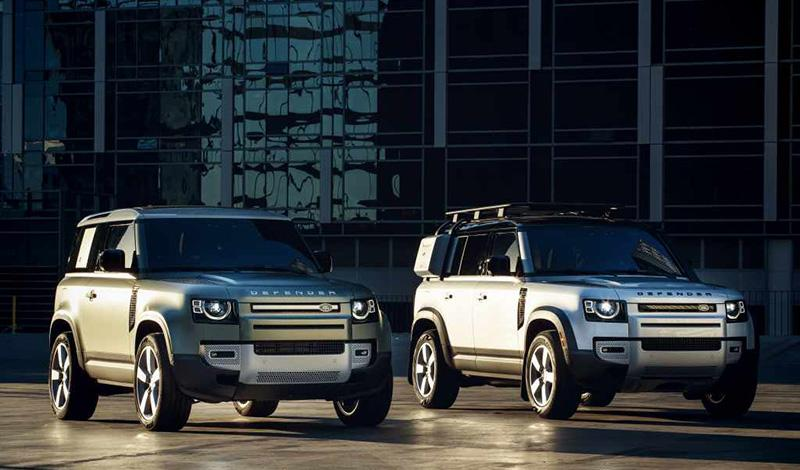 130 эксклюзивных Land Rover Defender 2020 доступны к заказу
