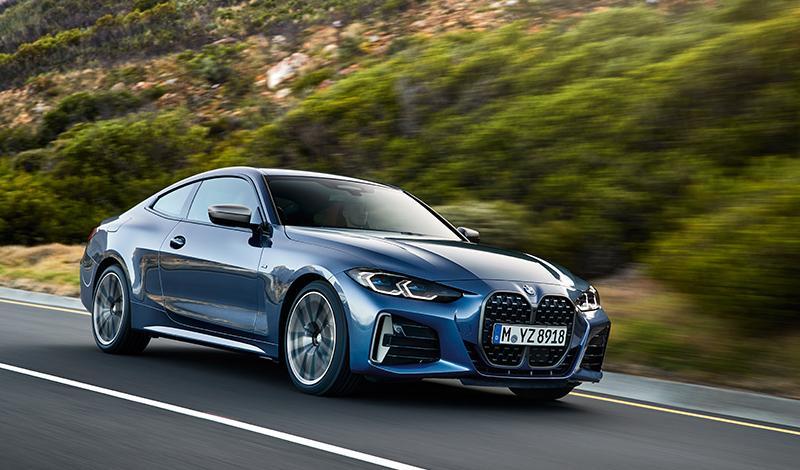 Новая BMW 4 серии Coupe 2020. Таких БМВ мы не видели