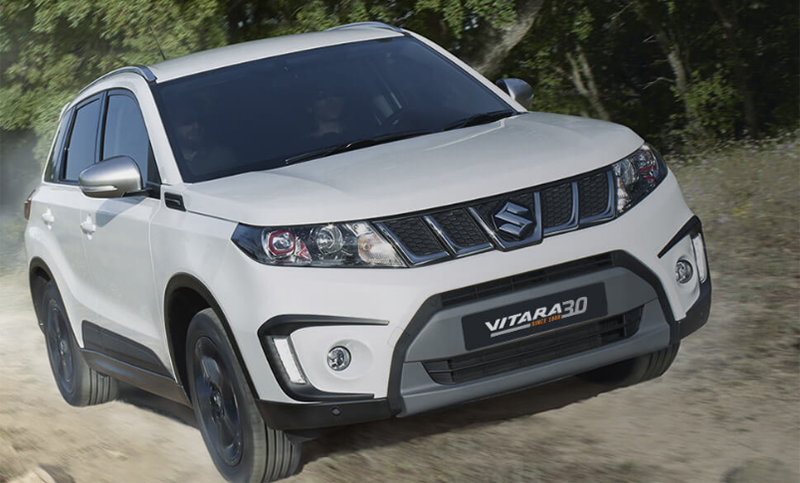 Suzuki:SUZUKI запустила в продажу лимитированную версию Vitara