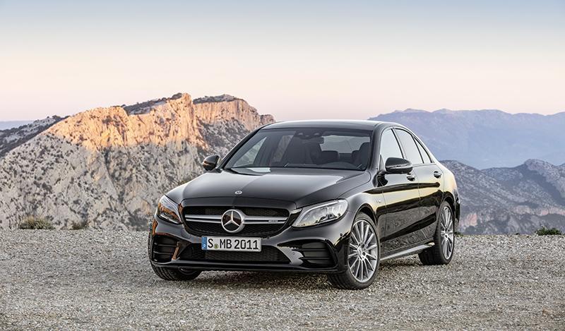 Новая модель Mercedes-AMG C 43 4MATIC теперь в кузове седан и универсал