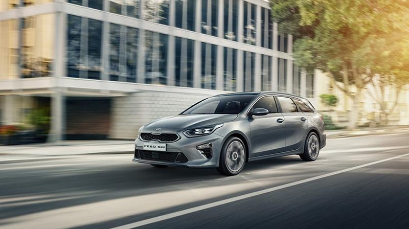 На Женевском автосалоне-2018 прошла мировая премьера нового поколения универсала KIA Ceed Sportswagon