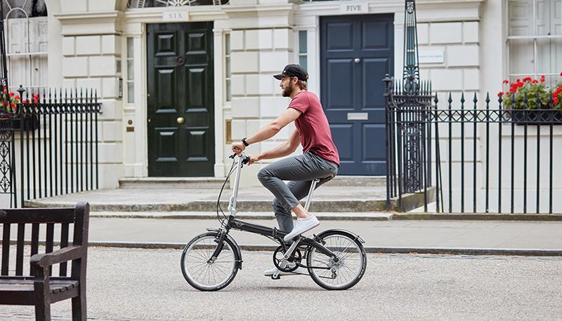 MINI:Легендарный британский бренд MINI представляет фирменные складные велосипеды