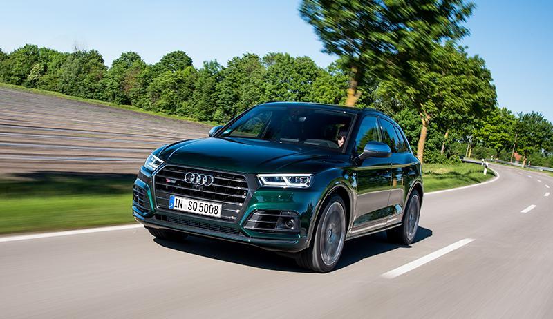 Audi отмечает 20-летний юбилей своей деятельности на российском рынке