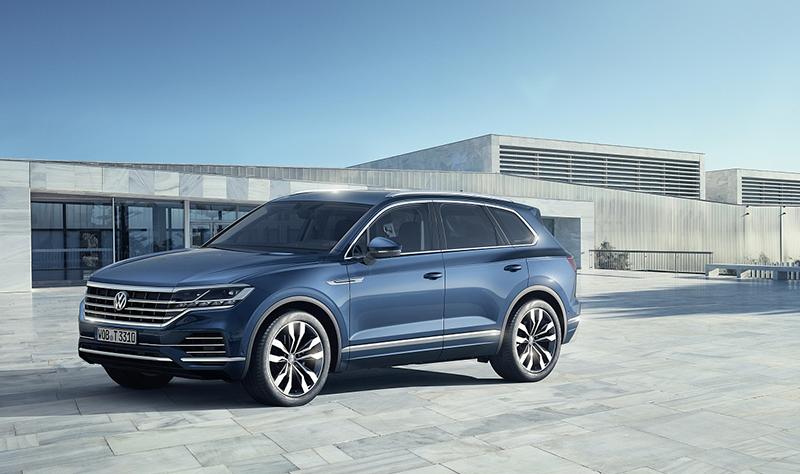 Новый Volkswagen Touareg 2018 - самый совершенный автомобиль представлен официально