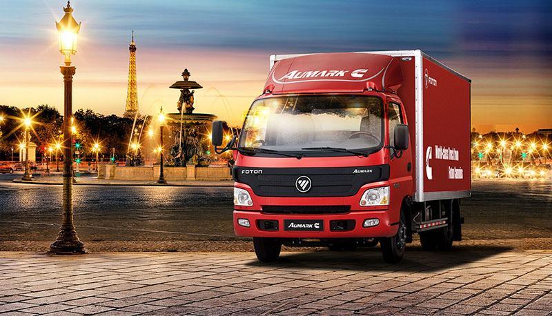 FOTON:Компания ООО «Фотон Мотор» запустила программу кредитования «Foton Finance» для коммерческого транспорта