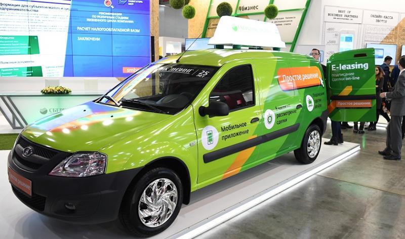 Новые условия лизинга для приобретения фургона LADA Largus стали выгоднее