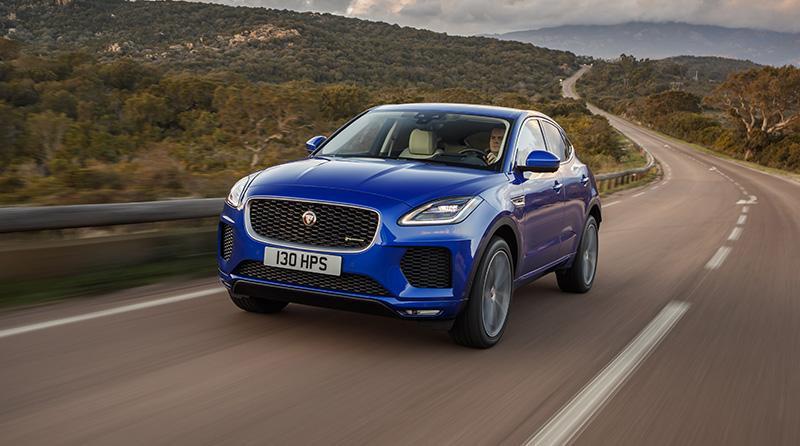 Компания Jaguar Land Rover Россия объявил о старте продаж нового кроссовера Jaguar E-PACE