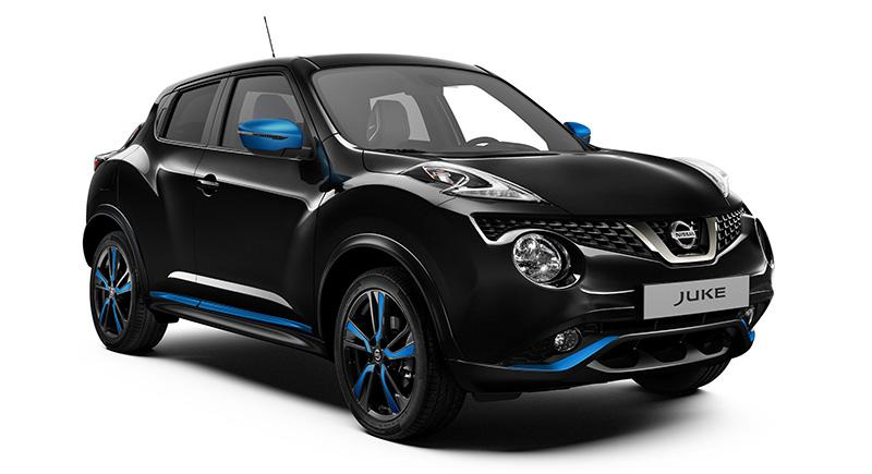 Новости из Женевы: Nissan представила обновленный компактный кроссовер Juke
