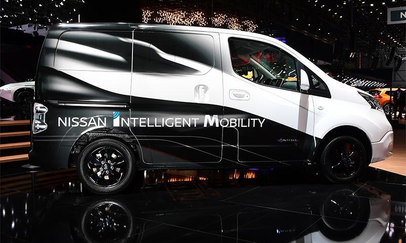 На Автосалоне в Женеве Nissan поделился о стратегии Intelligent Mobility в области технологий автономного вождения